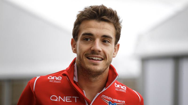 """The """"exceptional"""" Jules Bianchi remembered"""