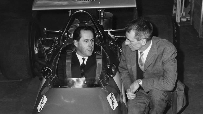 Ron Tauranac, Jack Brabham