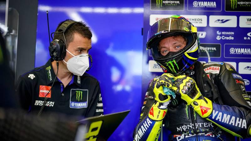 Valentino Rossi, Jerez MotoGP 2020