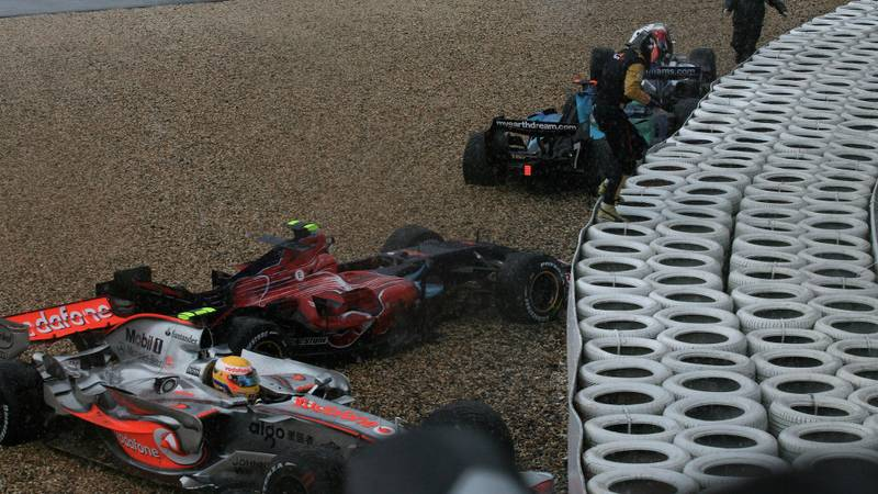 I was there when… 2007 F1 European GP
