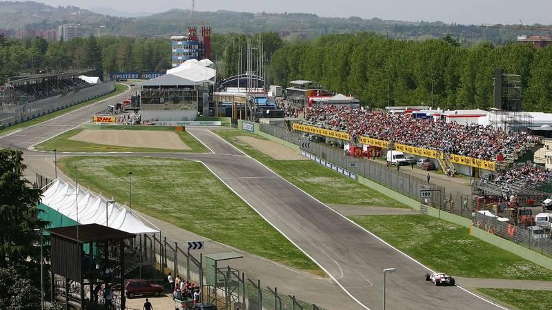 Formula 1 San Marino 2006