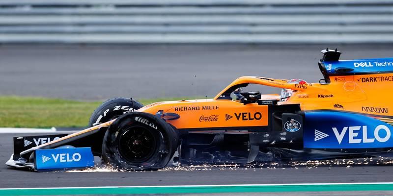 2020 British GP, Carlos Sainz