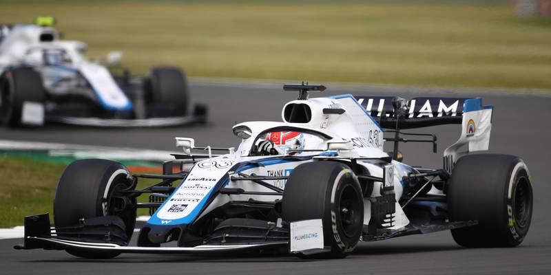 2020 British GP, George Russell