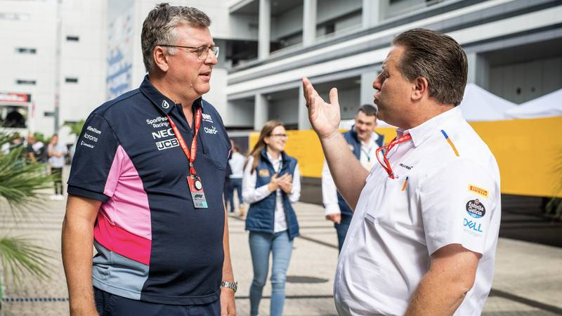 'How is something illegal still on the car?' Unhappy F1 rivals mull appeal after Racing Point verdict