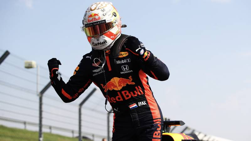 2020 70th Anniversary race report: Verstappen breaks Mercedes dominance