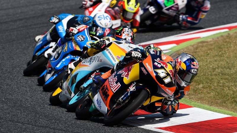 Brad Binder, Moto3, 2016