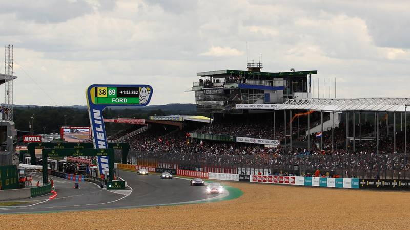 2020 Le Mans 24 Hours to be held behind closed doors