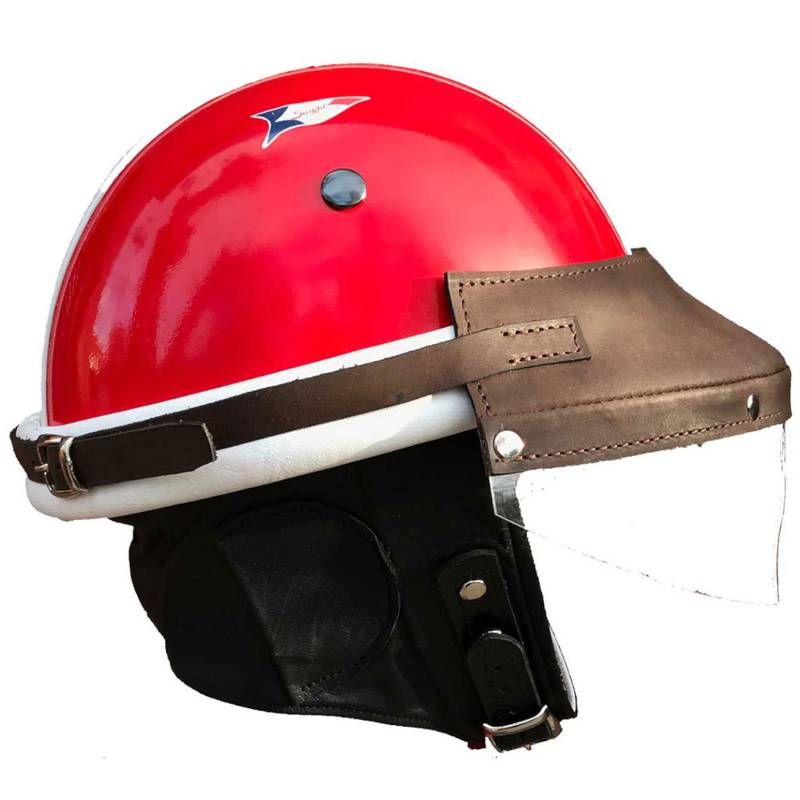 Product image for El Dandy | Helmet & Guard Visor Set - Carlos Menditeguy | Suixtil