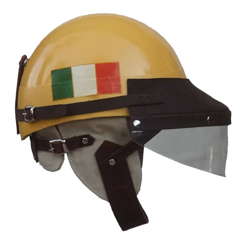 Product image for El Guapo | Helmet & Guard Visor Set - Luigi Musso | Suixtil