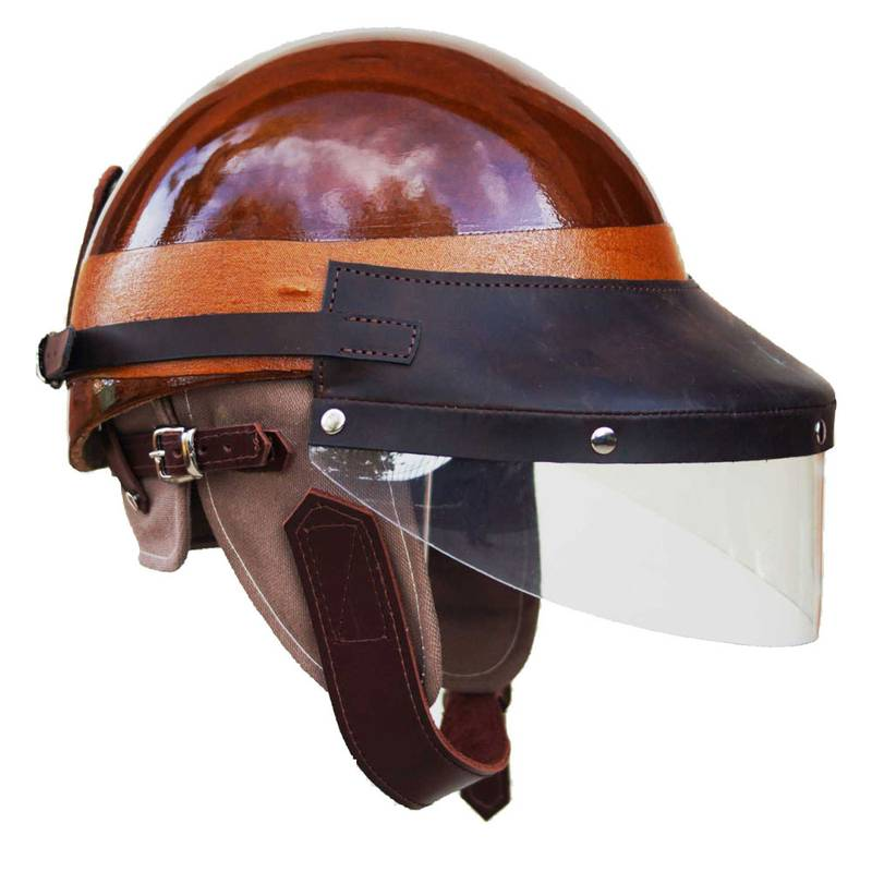 Product image for The Rivadavia | Helmet & Guard Visor Set - Juan Manuel Fangio | Suixtil
