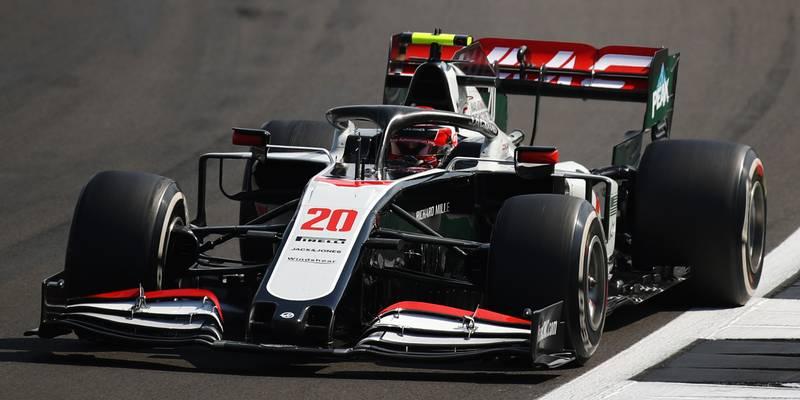 Kevin Magnussen, 2020 70th Anniversary GP