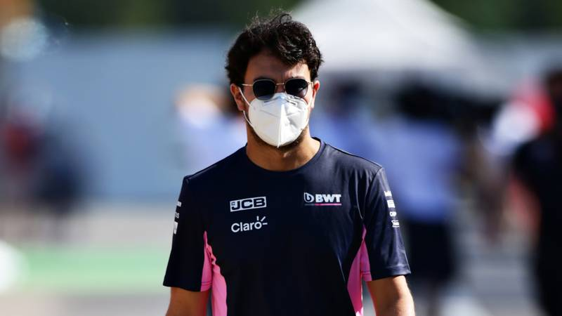 Perez back for Spanish GP after negative Covid test