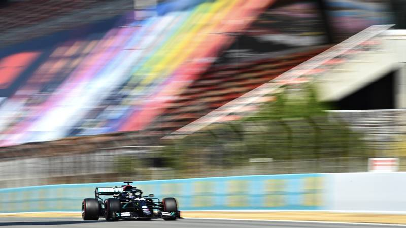 2020 Spanish Grand Prix qualifying report: Mercedes untouchable… over one lap