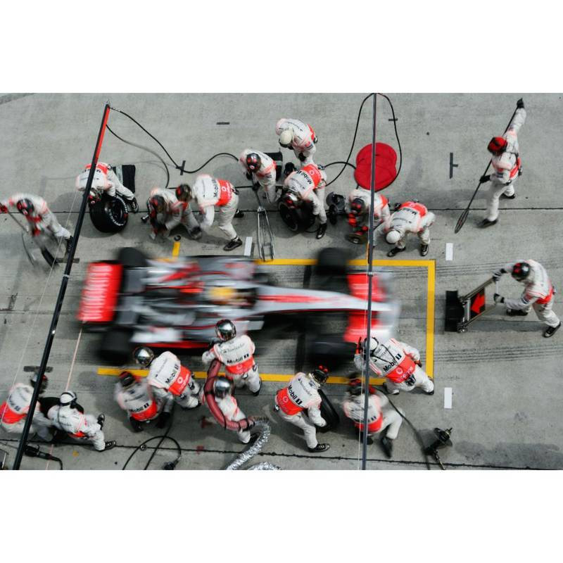 Product image for 2008 Malaysian Formula One Grand Prix: Race | Getty Images | Premium print