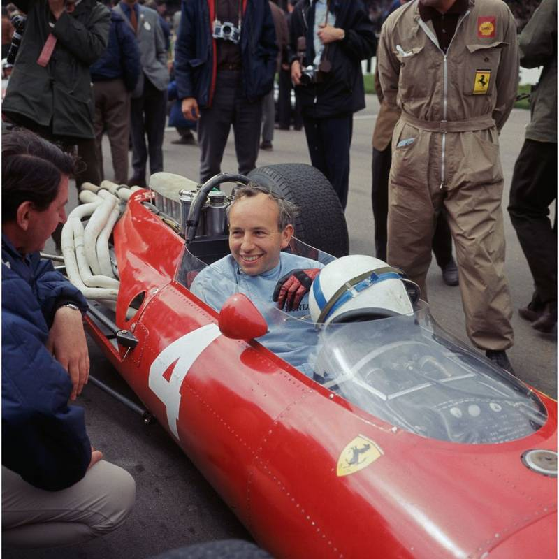 Product image for John Surtees | Getty Images | Premium print