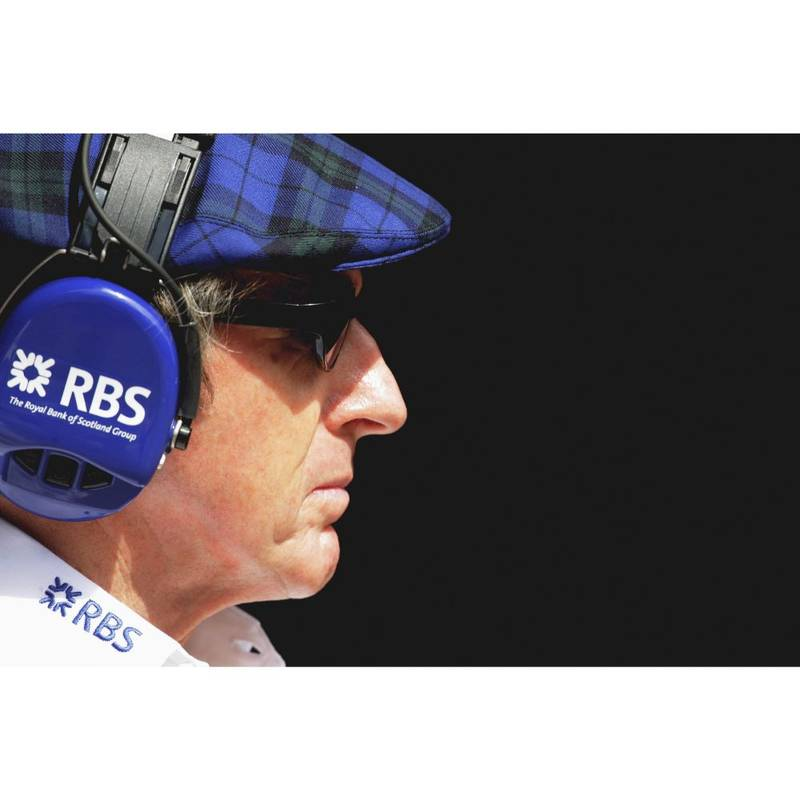 Product image for Sir Jackie F1 Grand Prix of Spain: Practice | Getty Images | Premium print