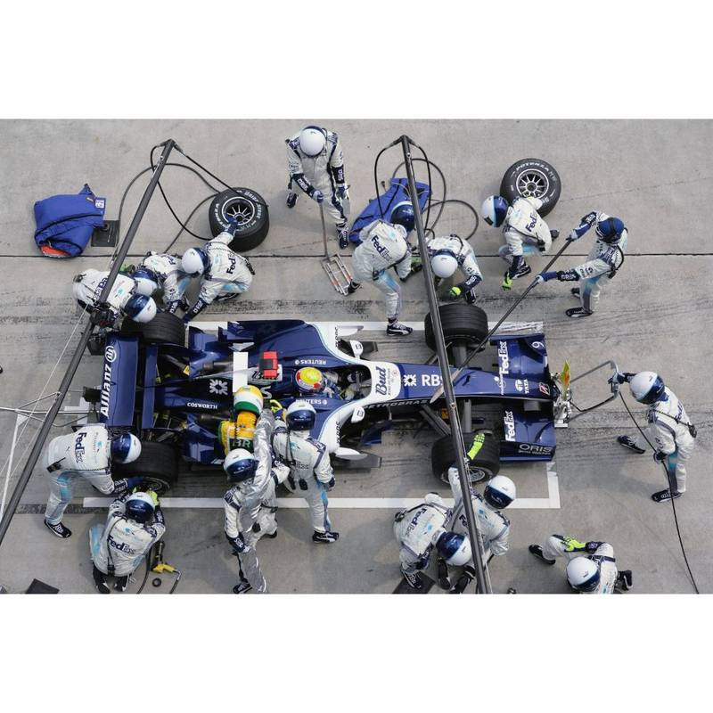 Product image for 2006 F1 Grand Prix of Malaysia | Getty Images | Premium print