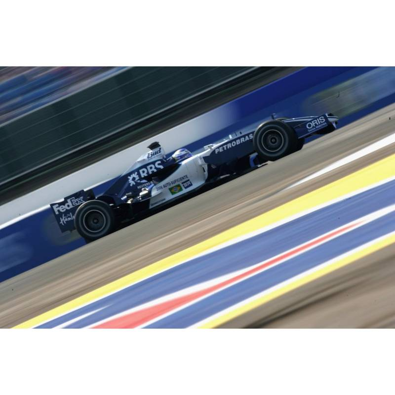 Product image for 2006 F1 Grand Prix of Great Britain – Practice | Getty Images | Premium print
