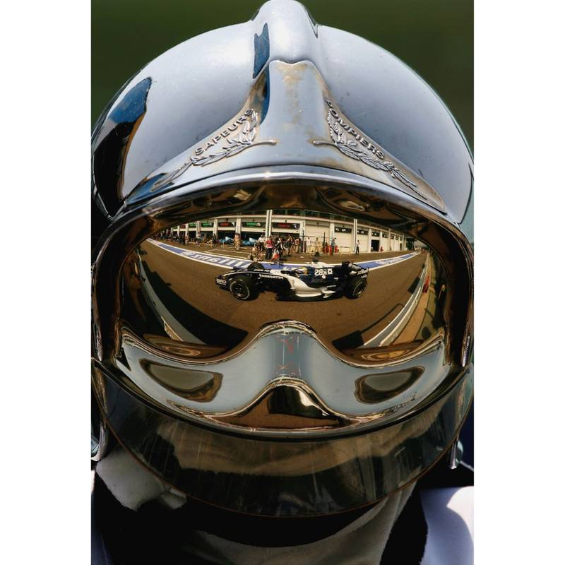 Product image for 2006 F1 Grand Prix of France – Practice | Getty Images | Premium print