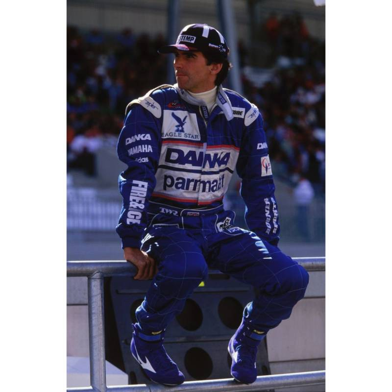 Product image for 1997 Damon Hill | Getty Images | Premium print