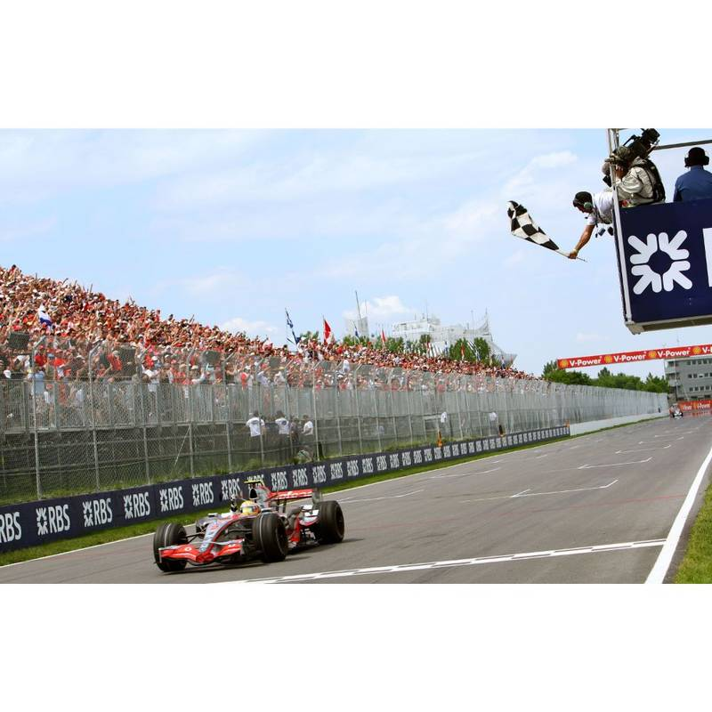 Product image for Canadian Formula One Grand Prix | Getty Images | Premium print