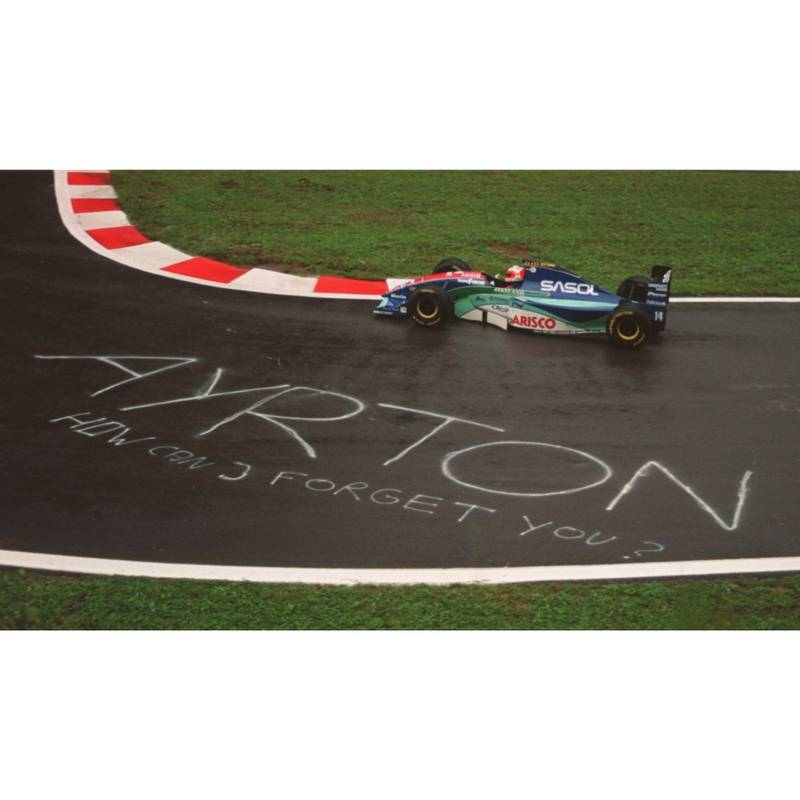 Product image for 1994 Belgian Grand Prix | Getty Images | Premium print