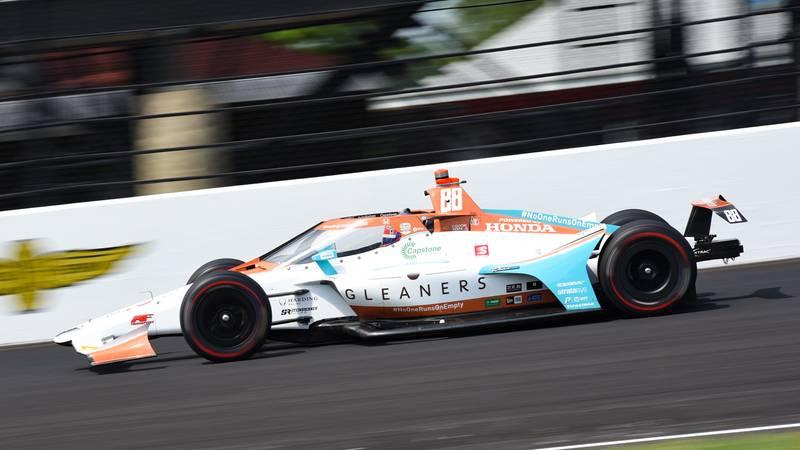 Colton Herta, 2020 Indy 500