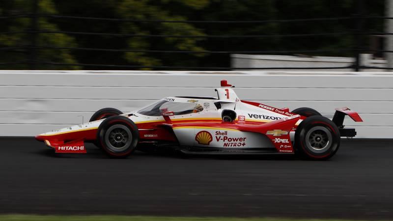 Josef Newgarden, 2020 Indy 500