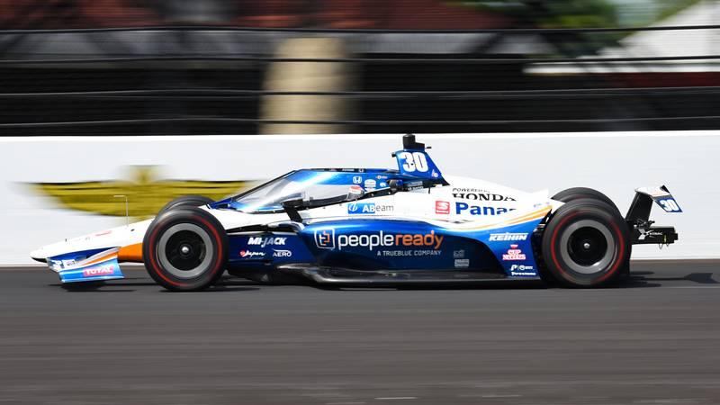 Takuma Sato, 2020 Indy 500