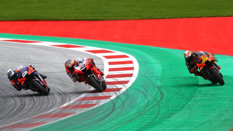 Why MotoGP has gone wild – when the cat's away…