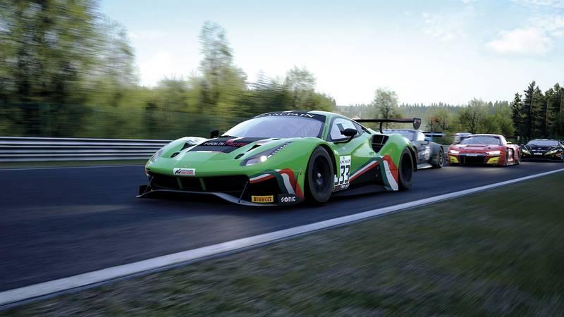 Assetto Corsa Competizione screenshot