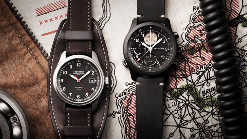 Bremont Battle of Britain Collection watches