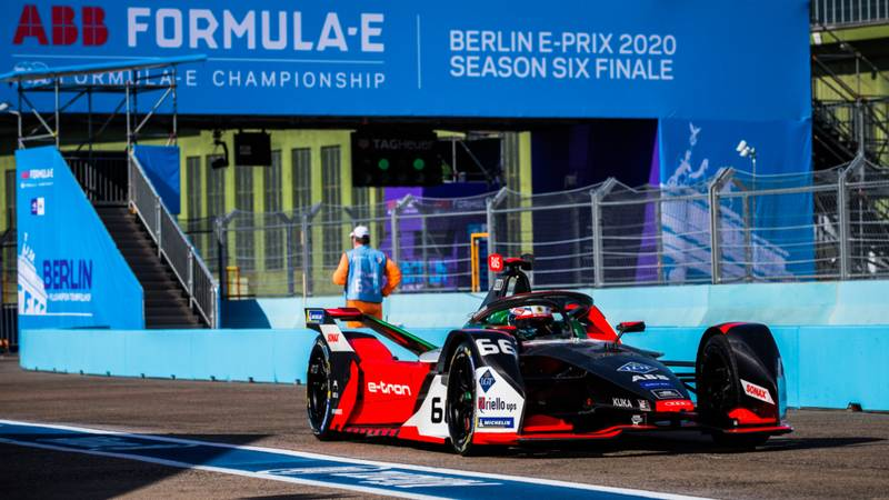 New line-up made Berlin finale tougher – Audi's Allan McNish