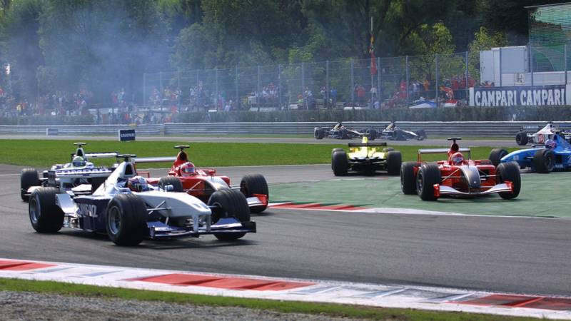 Flashback to Monza 2001 – a race no one wanted