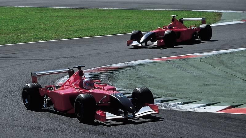 2001 Italian GP, Ferrari