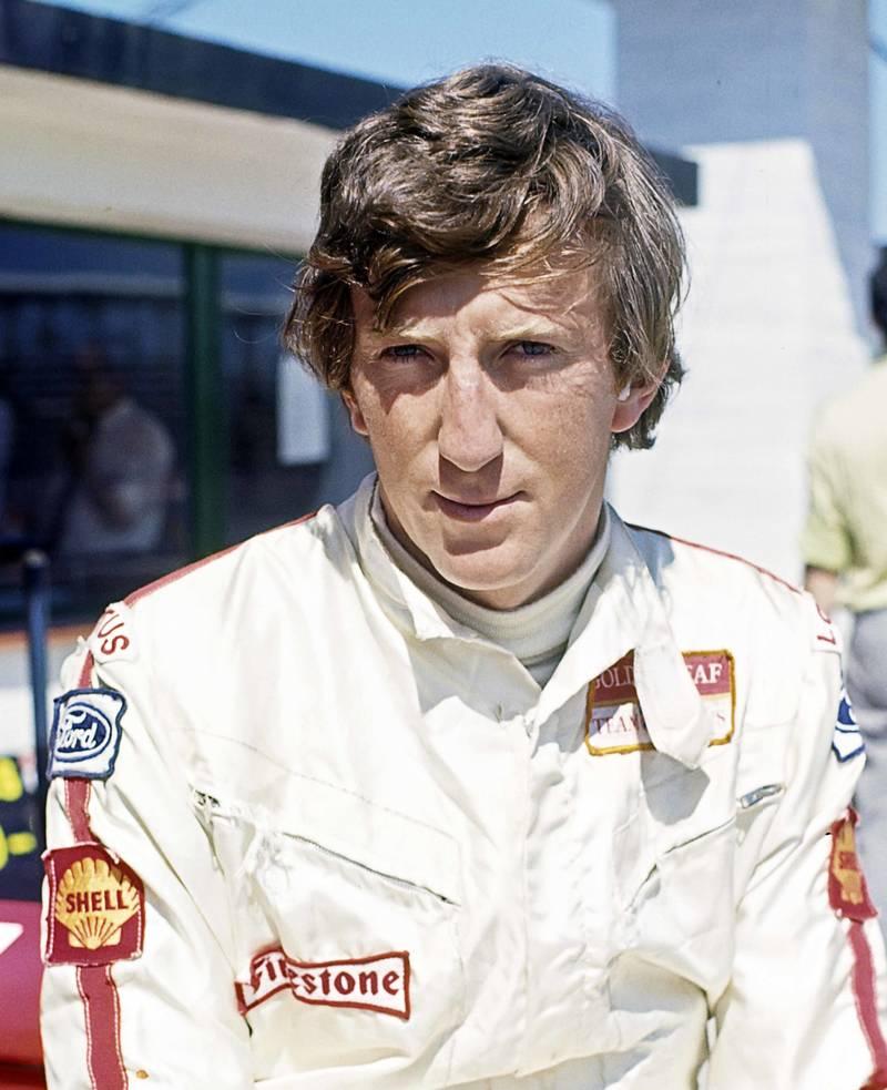 Jochen Rindt, Grand Prix of Spain, Jarama, 19 April 1970.