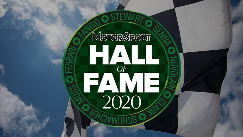 Hall of Fame header