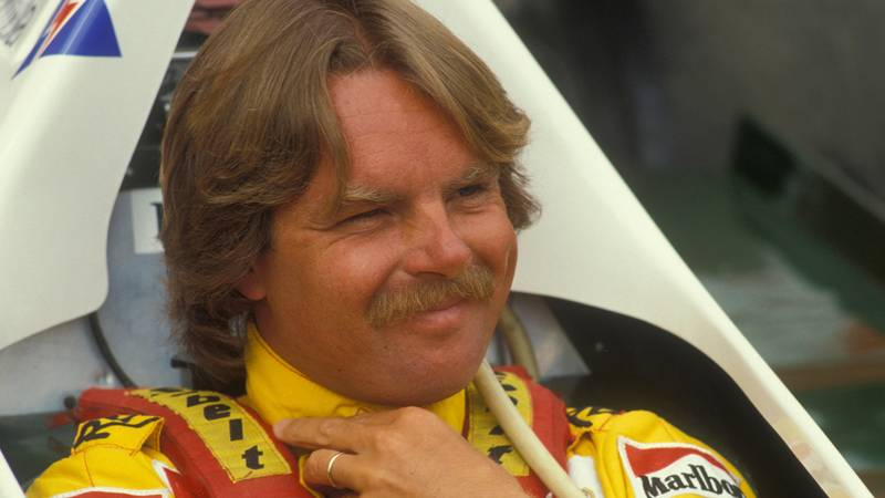 The hustling, powersliding force of Keke Rosberg