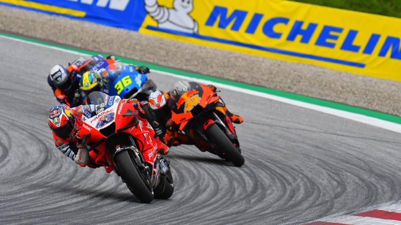 MotoGP SytrianGP 2020
