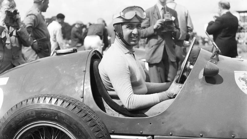 Ferrari's first World Champion: Alberto Ascari