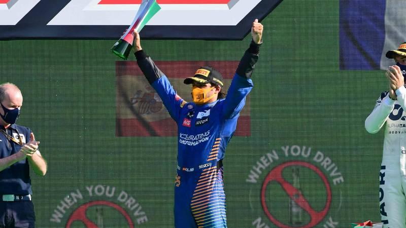Carlos Sainz, Italian GP 2020