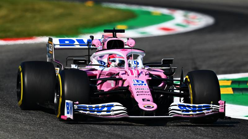 Sergio Perez to leave Racing Point after 2020 F1 season