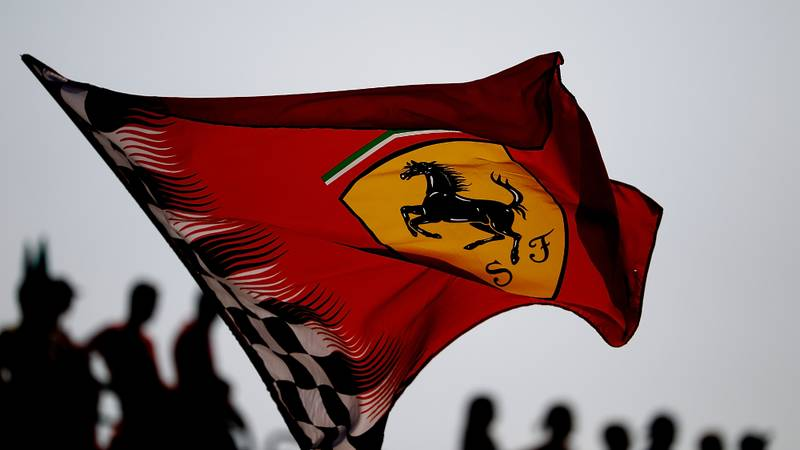 The legend, passion and allure of Scuderia Ferrari