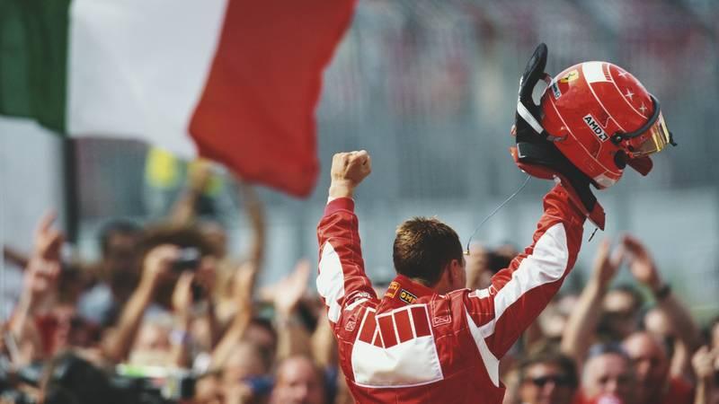 Ferrari's 1000 grands prix part 2: 501-999