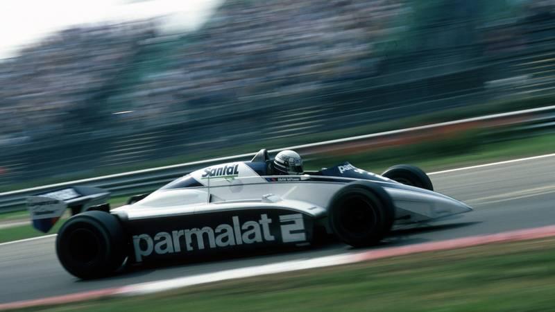 Riccardo Patrese, 1982 Brabham
