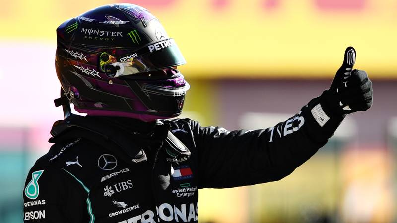 2020 F1 Tuscan Grand Prix qualifying report: Hamilton beats out Bottas for pole
