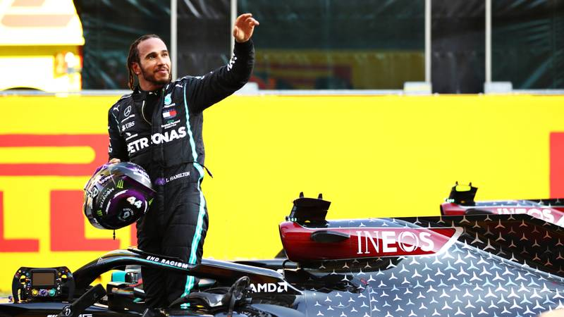 2020 F1 Tuscan Grand Prix report: Hamilton wins double red-flag race in Mugello