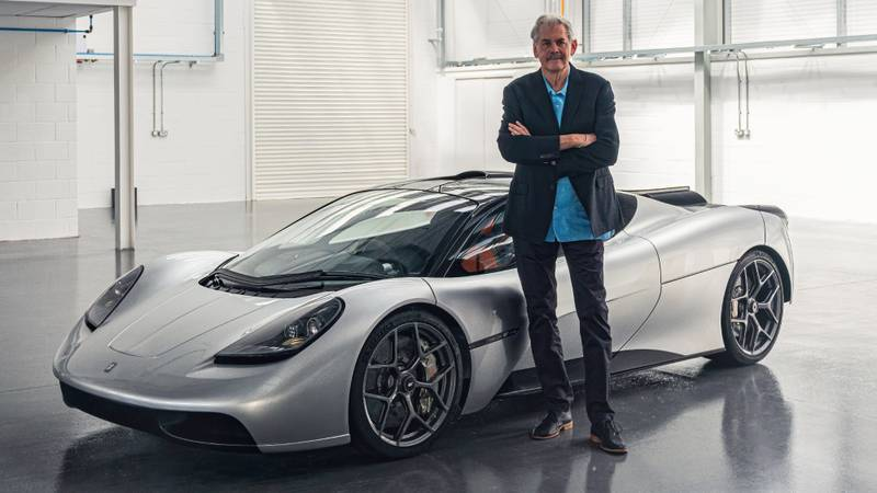 No return to Le Mans for Gordon Murray, as he eyes new GT series for T.50 supercar