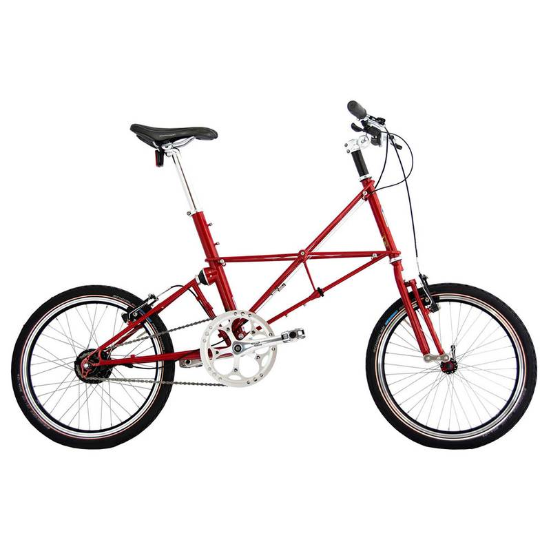 Product image for ARCC Moulton® TSR | Royal Red | Bike