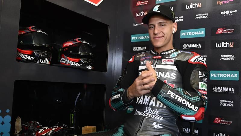 Fabio Quartararo, Petronas SRT MotoGP 2020